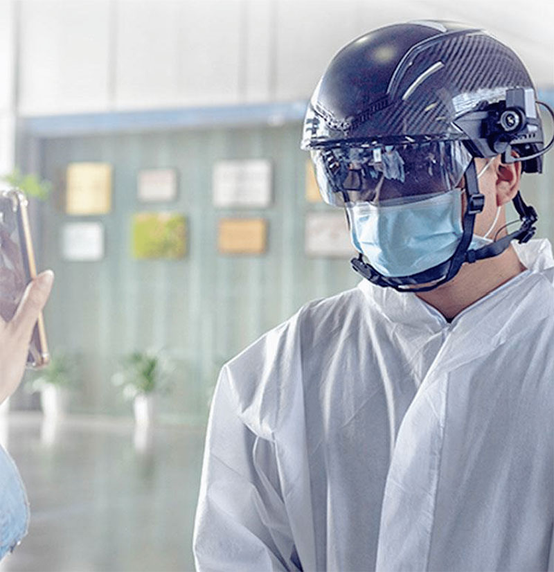 Efficient Helmet