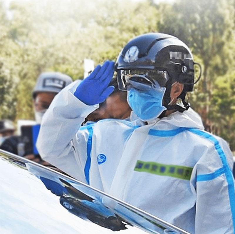 Powerful Helmet